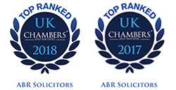 Top Rankes in Chambers