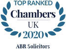 Top Ranked in Chambers 2020